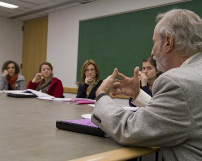 Professor Joseph Chuman