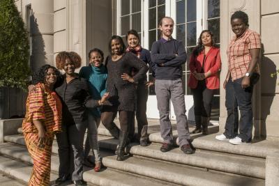The 2012 HRAP advocates.
