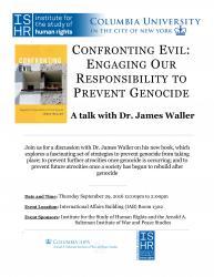 Confronting Evil