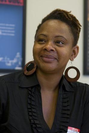 Glenda Muzenda